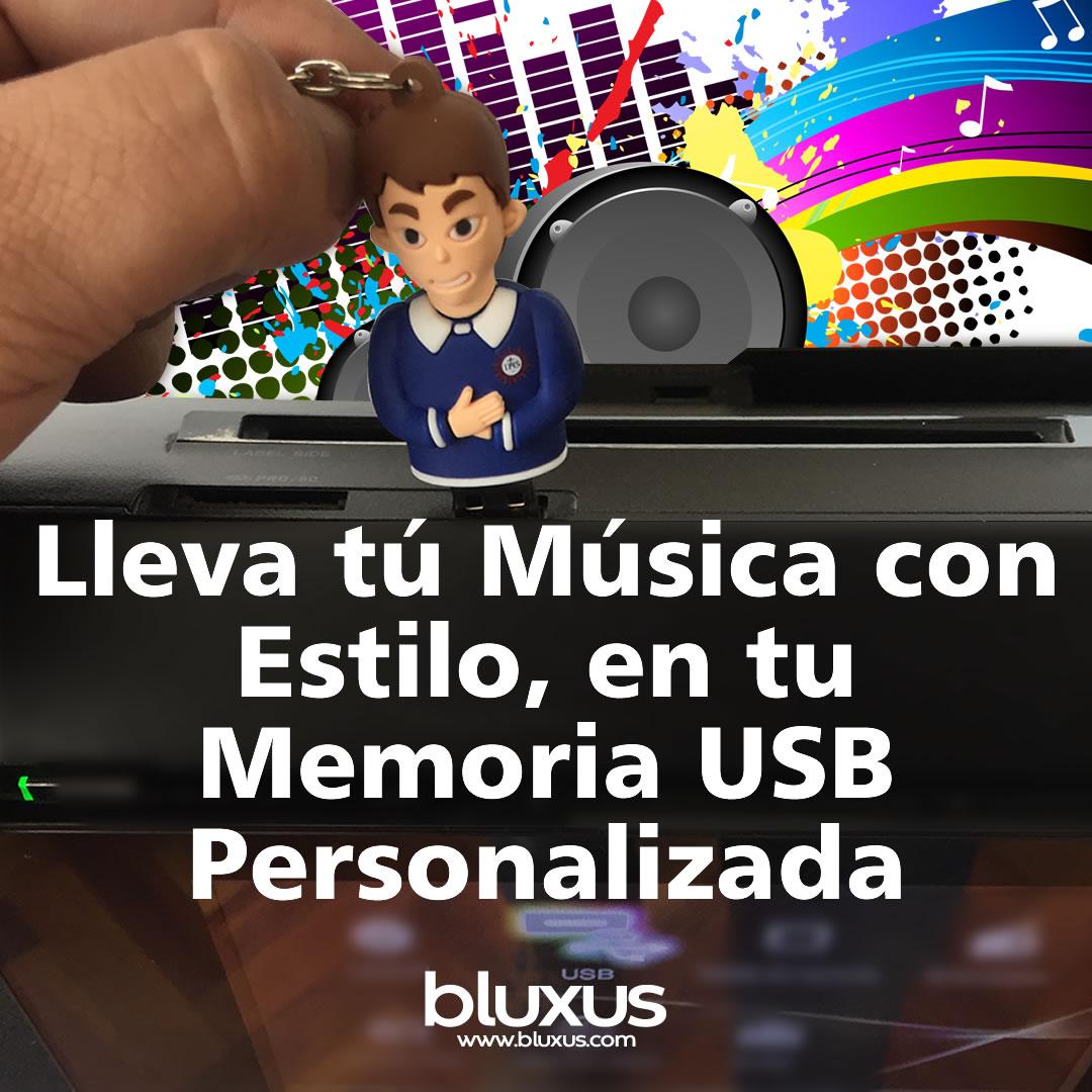Memorias USB Equipo de Sonido