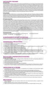 Prueba Rápida de Antígeno [2020] Standard Q Covid-19 AG 11