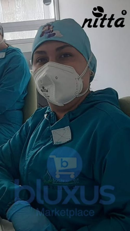 Testimonio Tapabocas N95 NITTA N95 Pasto Colombia