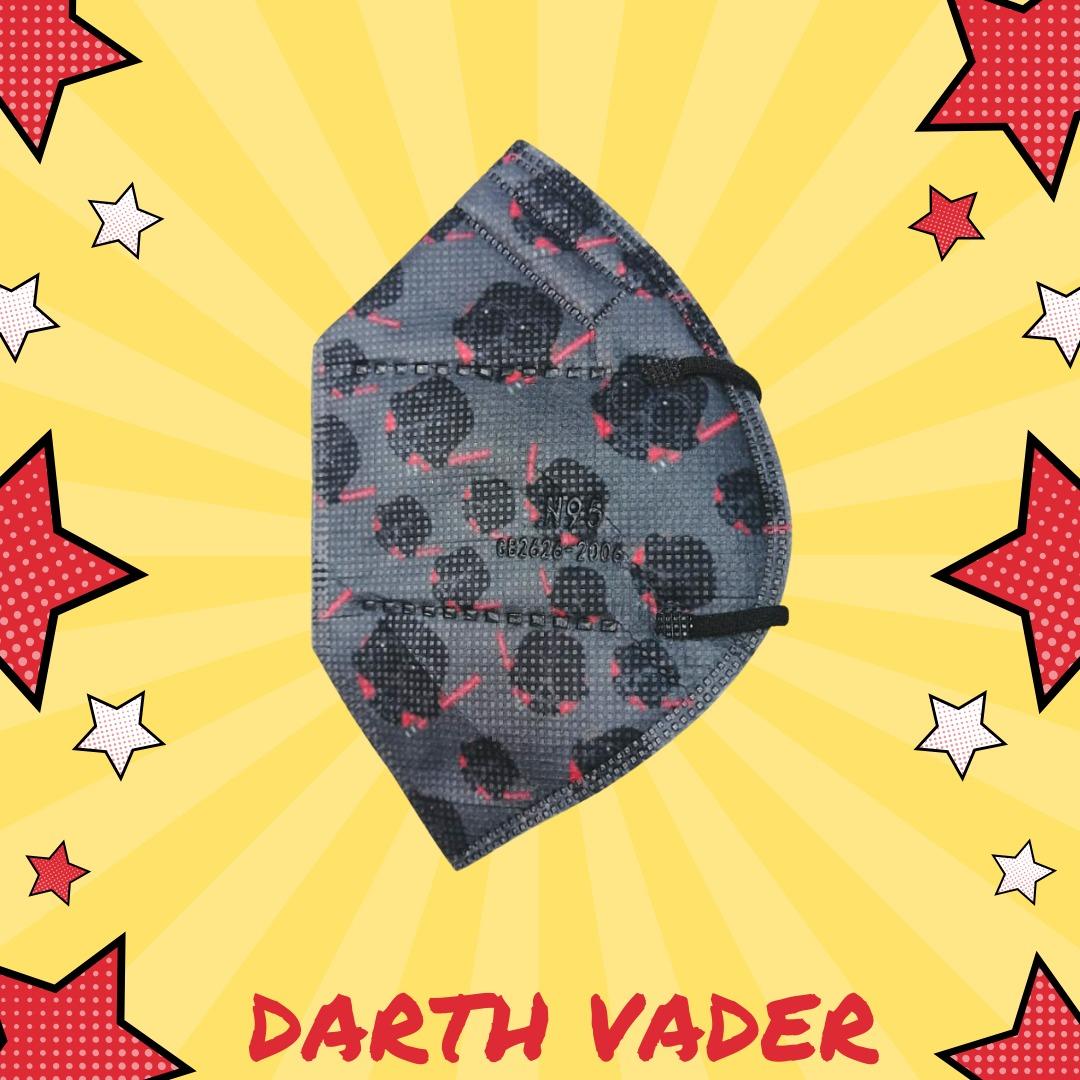 Tapabocas Darth Vader