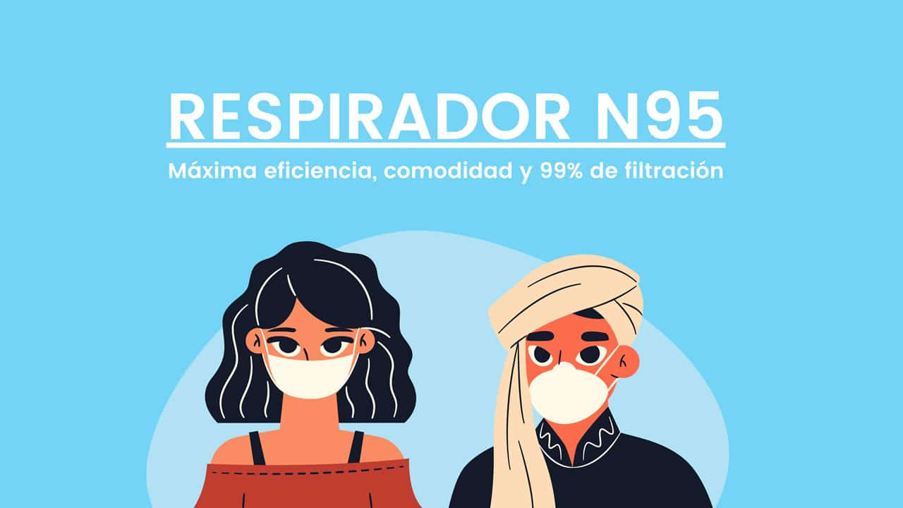Respiradores N95 para Niños y Niñas Coleccion 2021