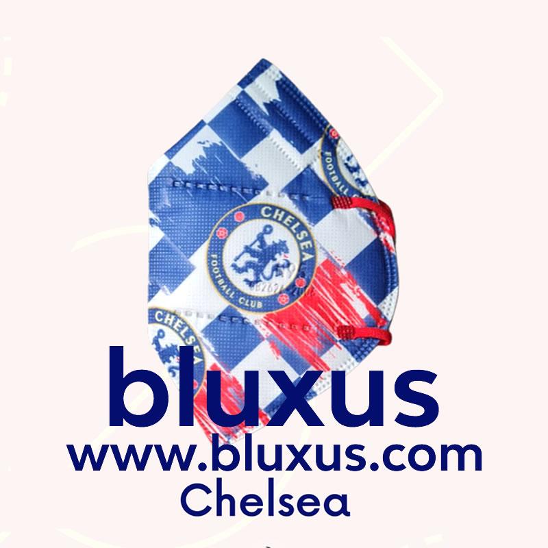 Tapabocas Futbol Chelsea