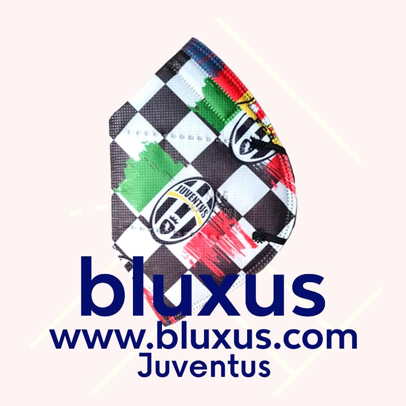Tapabocas Futbol Juventus