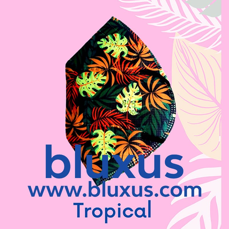 Tapabocas N95 Estampados de Colores