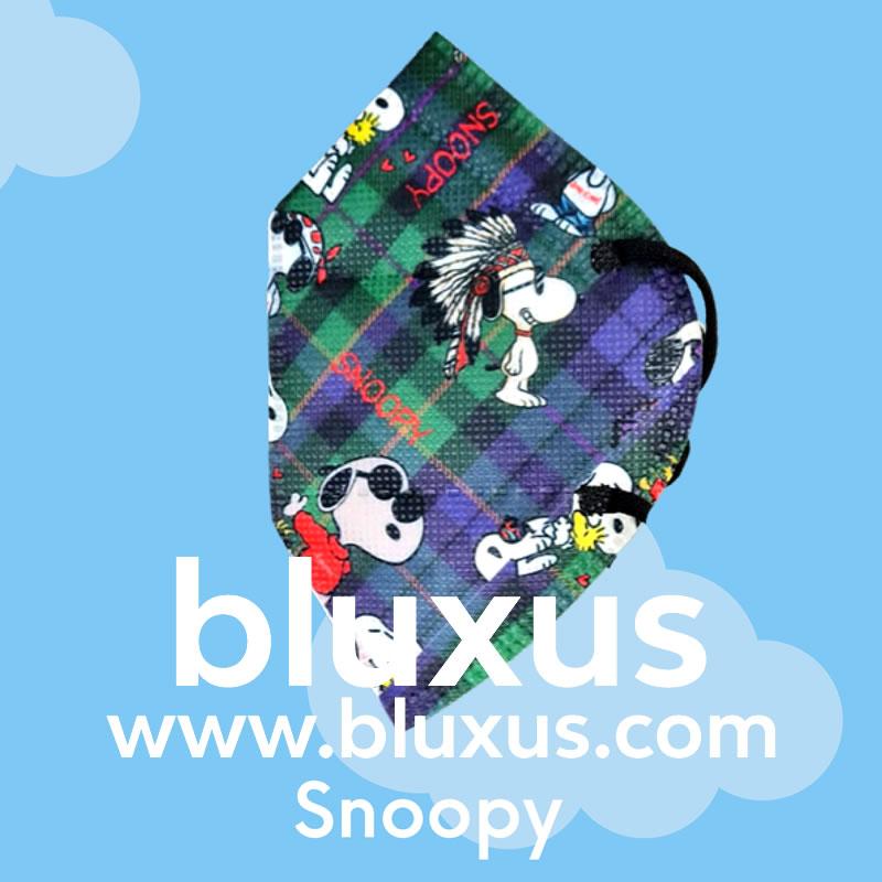 Tapabocas Tapabocas para Niños de Snoopy
