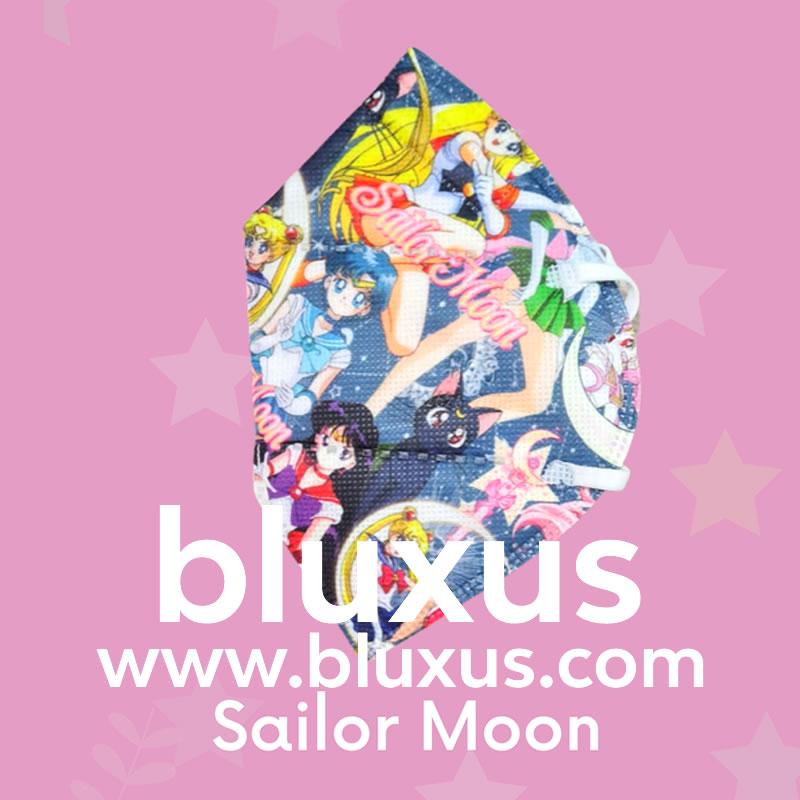 Tapabocas de Sailor Moon