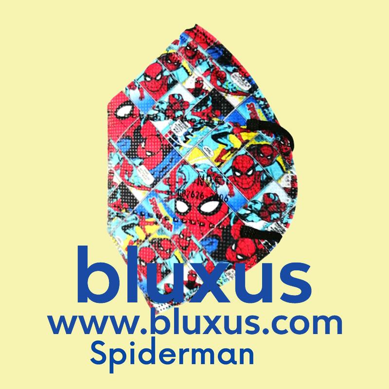 Tapabocas para Niños Spiderman