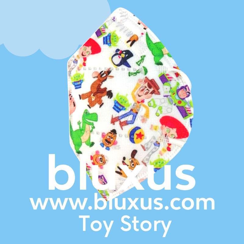 Tapabocas para Niños de Toy Story