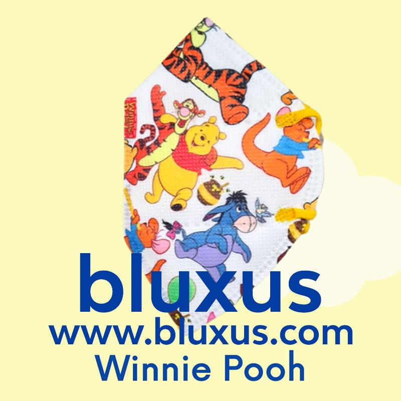Tapabocas para Niños de Winnie Pooh