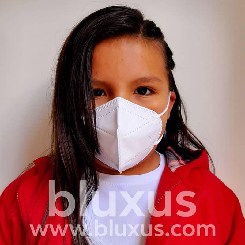 Tapabocas para Niños en Colombia - 5 Capas - N95 - KN95 - de Colores y Estampados 4