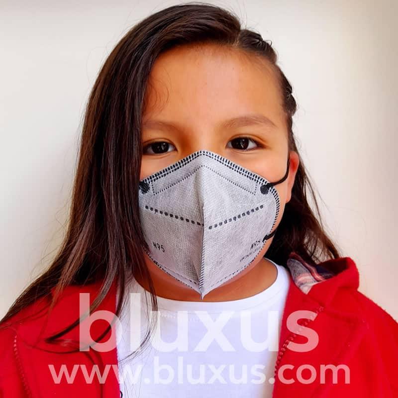 Tapabocas para Niños en Colombia - 5 Capas - N95 - KN95 - de Colores y Estampados 6