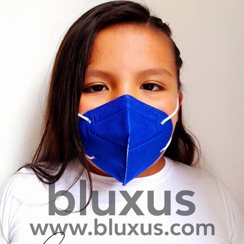Tapabocas para Niñas con Filtro Antibacterial