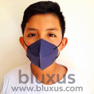 Tapabocas para Niños Offcors Azul